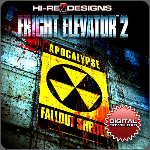 Fright Elevator 2: Apocalypse Fallout Shelter HD - DD