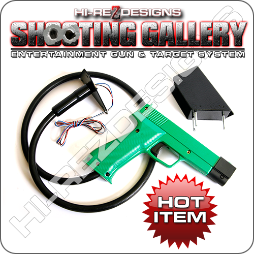 Shooting Gallery: Gun System