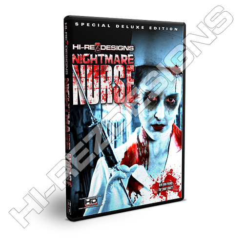 Nightmare Nurse 2D + 3D HD Prop Kit
