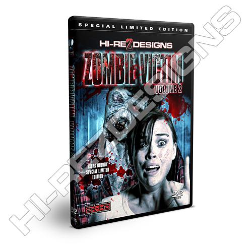 Zombie Victim: Volume 2 - Deluxe Edition