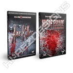 Axe Killer V.2 + Nurse Escape V.2 DVD Combo
