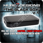Black Box V.1: Looping Full HD Media Player Repeater