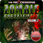 Zombie Containment: Vol. 2 - HD - DD