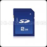 2GB SD Card