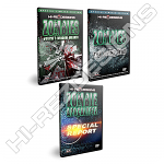 Zombie - Mega Pack - 3 DVD Set