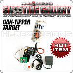Shooting Gallery: Can-Tipper Target