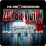 Zombie Victim 2 + 3: Complete Pneumatics Kit