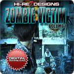 Zombie Victim: Volume 1 - 720P - HD - DD