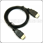HDMI 3 Foot Cable