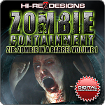 Zombie Containment: Vol. 1 - HD - DD
