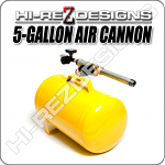 5-Gallon Professional Air Cannon