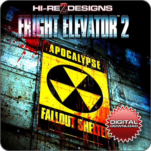 Fright Elevator 2: Apocalypse Fallout Shelter HD - DD