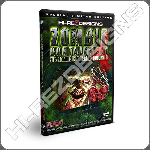 Zombie Containment: ZIB Volume 3 - Breakout Edition
