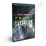 Fright Elevator - 2D + 3D