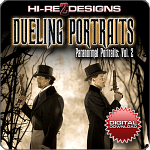 Dueling Portraits: Paranormal Portraits 2 - HD - DD