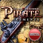 Pirate Elements - HD - DD