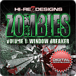 Zombies: Vol. 1 - Window Breaker HD - DD