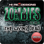 Zombies: Vol. 2 - The Living Dead HD - DD