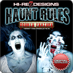 Haunt Rules: Double Feature - HD - DD