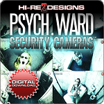 Psych Ward: Security Cameras - Deluxe Edition HD - DD
