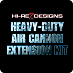 Air Cannon Extension Kit