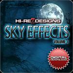 Sky Effects: Volume 1 - HD - DD