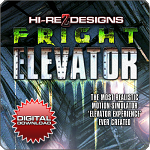 Fright Elevator - 2D + 3D - HD - DD