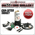 Shooting Gallery: Can-Lifter Target
